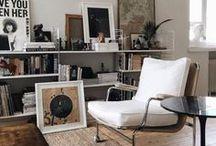 Einrichten mit Kunst / Einrichten und Wohnen mit Kunst - gute Ideen zum Hängen und Arrangieren von Bildern, Deko mit Kunst.