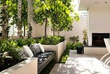 Gardens Ideas / Improve your outdoor living area by giving it a make-over!