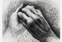 dibujo/desenho/disegno/drawing/dessin / Dibujos bellos