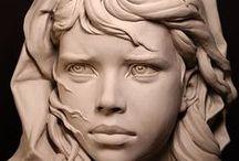 escultura/scultura/sculpture / arte/l'arte/art/l'art