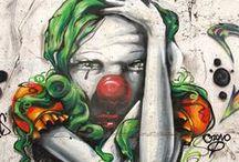arte urbano o callejero/da rua/arte di strada/street art/art de rue / arte/l'arte/art/l'art