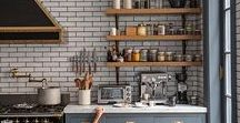 Dream kitchen / Dreamy, rustic, lovely