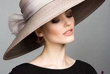 Sombreros, gorros y tocados / de todas clases