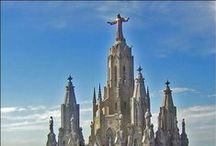 Catedrales/Basílicas/Iglesias/Capillas/Templos/Mesquitas