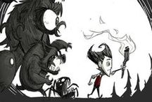 "Don't Starve / Anything and Everything from the Steam game, ""Don't Starve"""