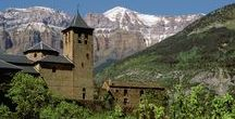Huesca y provincia - lugares vistos / lugares visitados