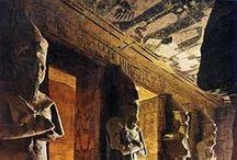 Egipcios - Civilizaciones antiguas / Antiguo Egipto/Ancient Egypt