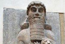 Sumerios - Civilizaciones antiguas / Sumeria