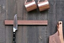 Kitchen Accessories & Tableware / Kitchen & entertaining essentials handcrafted by Oden's Canadian and American artisans.