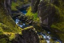 Travel: Iceland / Hope I will visit this beautiful island in northern Europe someday...
