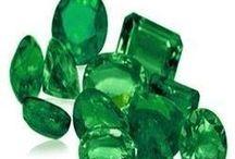 Minerales - Gemas - Piedras preciosas