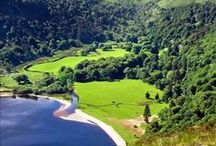 Travel: Ireland / The beautiful nature and landscape of Ireland, Europe (and Northern Ireland) ...