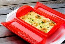 Cocina con Lékué - microondas / todo tipo de alimentos
