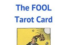 The FOOL Tarot Card / This board is all about the Tarot card, THE FOOL.