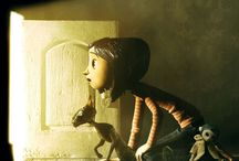 Coraline: the secret door / Coraline movie from Universal studio