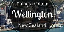 Visit Wellington / Hello, welcome to my Wellington Board. Here you will learn about the best things to do in Wellington, New Zealand.