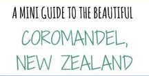 Visit Coromandel / Hello, welcome to my Coromandel Board. Here you will learn about the best things to do in Coromandel, New Zealand.