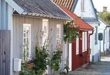Travel: Sweden / Places and attractions in Sweden | Scandinavia, Europe, travel, Astrid Lindgren, Stockholm, Malmo, Swedich countryside...