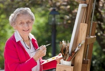Activities for Seniors, Indoors & Outdoors / We're sharing ideas to help keep your senior loved ones active!