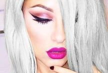 Glammed Up / Beautiful Inspirational glam makeup and style! / by Silvia Ayala