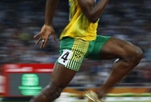Running like a champion