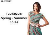 Identity - LookBook S/S / Spring/Summer 2013-2014 LookBook