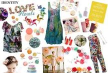 Mood boards / Mood boards inspire collections...inspire your wardrobe