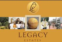 Nigeria Legacy Estates / Legacy Estates is a community that celebrates the past, symbolizes progress in the present and opens the door to the future.