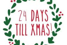 24 Days til Christmas! / Christmas is just around the corner! This is why we would like to share with you some of our favourite styles of the season every day until Christmas day.   Like and follow our pinterest page and pay attention to our posts, because there will be some hidden surprises and promotions just for you!
