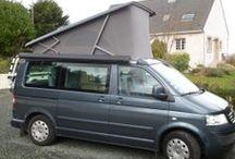 Auto Volkswagen California / Volkswagen camper