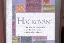 Háčkování více než 200 vzorů - kniha