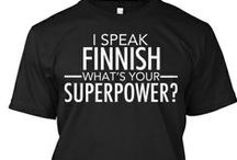Suomi - Finland / My home country