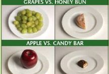 Heath Nut / Interesting facts about interesting things in the nutrition and fitness world  / by Aurielle Williams