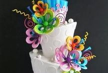 Fantasy Cakes / Unbelieveble creativity, funnu details and a spring of colours !
