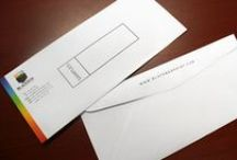 Envelopes by Blackbox Print / Envelopes printed by Blackbox Print