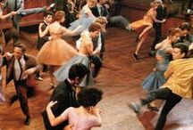 Dancesport, Cultural + Social Dance / Competitive latin/standard ballroom dance [chachacha, samba, rumba, paso doble & jive], social dance [salsa, merengue, argentine tango, lindy hop, swing, etc], pole dancing, flashmob dance routines, & cultural/religious dance [flamenco, Sufi whirling dervishes, etc], & unique choreographed dance routines/music videos.