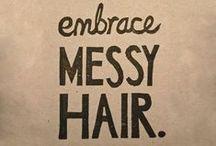 Hairy Fairy / Basically hair GOALS