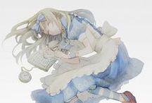 Characters > Alice