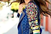 EMBROIDERED JACKETS
