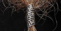 BEARD RINGS / If you've got the beard for it - go Viking style!