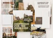 Campaign Graphics / Inspiring graphic design campaigns + the art of labeling: marketing, advertising, promotional materials, posters, typography, branding, + packaging strategies.