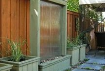 Outdoor Living Designs / Great ideas for the yard. / by Marie@The Interior Frugalista