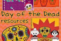 Dia de los muertos / I was in Oaxaca, Mex. for the Day of Dead. / by Raquel Allen