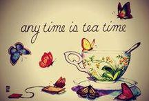 Tea  time / by Raquel Allen