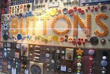 Buttons / by Raquel Allen
