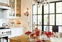 Kitchen Ideas / Here you will find inspiring ideas for Kitchen Design | Kitchen Decorating | Kitchen Makeovers | Kitchen Window Treatments | Kitchen Signs | Kitchen Organization | Kitchen Storage | Kitchen Gadgets | Kitchen Lighting | Kitchen Decor