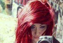 Beautiful hair <3 / by Desiree Figueroa