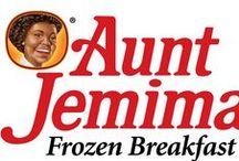 Aunt Jemima / by Raquel Allen