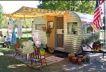 Vintage Campers / Refurbished Camping Gems