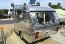 Camper Ideas / It's all about inspired living. Here are some great innovative designs.